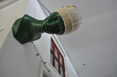 Hanging Head