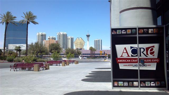 Scenic ACRE Entrance
