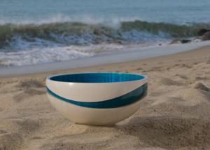 John Beaver Rolling Wave Bowl Photo by Artist 300x214