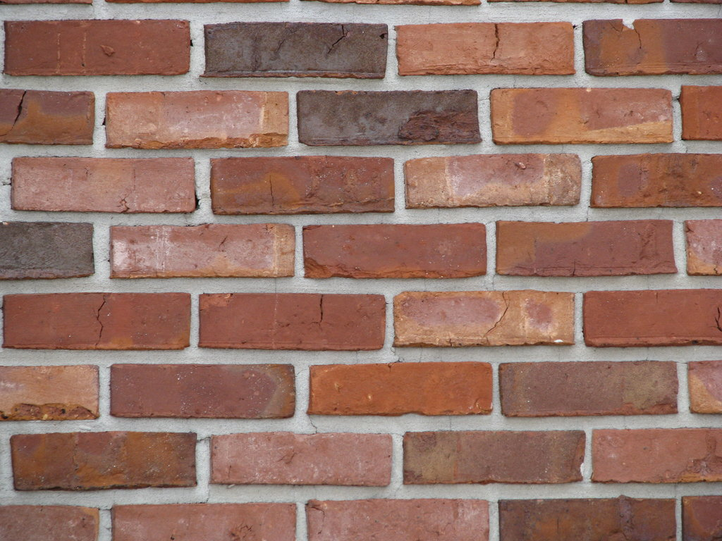 how to clean mortar from old bricks