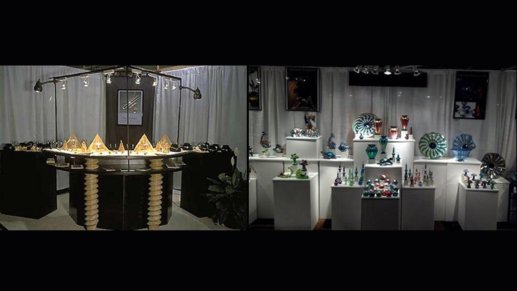 Behind the Scenes Secrets to a Great Craft Show Booth Layout