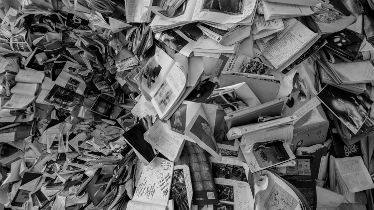 Are print materials still valid in the modern world?