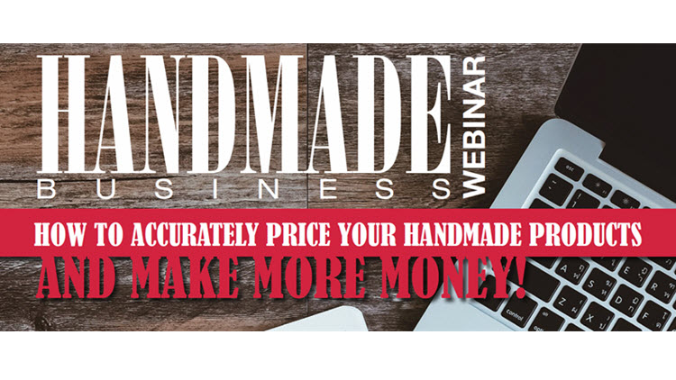 How to Price Handmade Items: Calculator, Workbook, Video