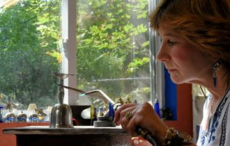 Handmade Entrepreneur of the Year Runner-Up; Frann Addison