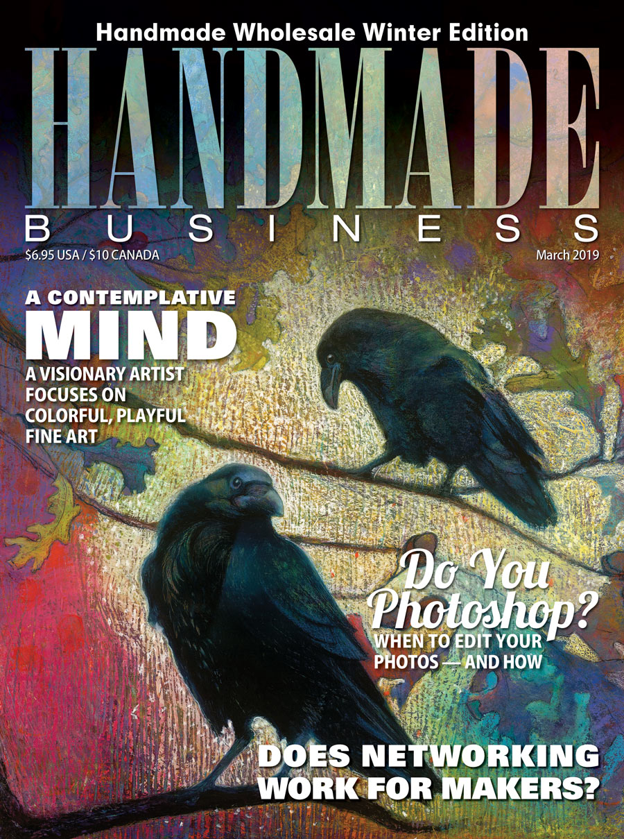 Handmade Business March 2019