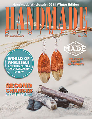Handmade Business March 2018