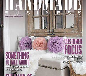 Handmade Business July 2018