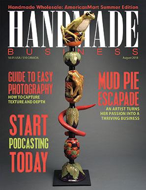 Handmade Business August 2018