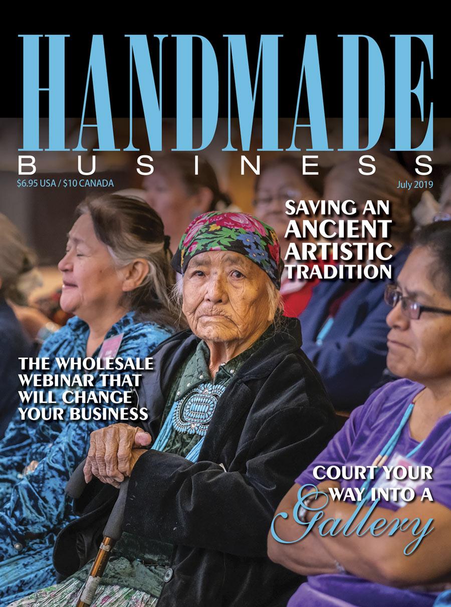Handmade Business July 2019