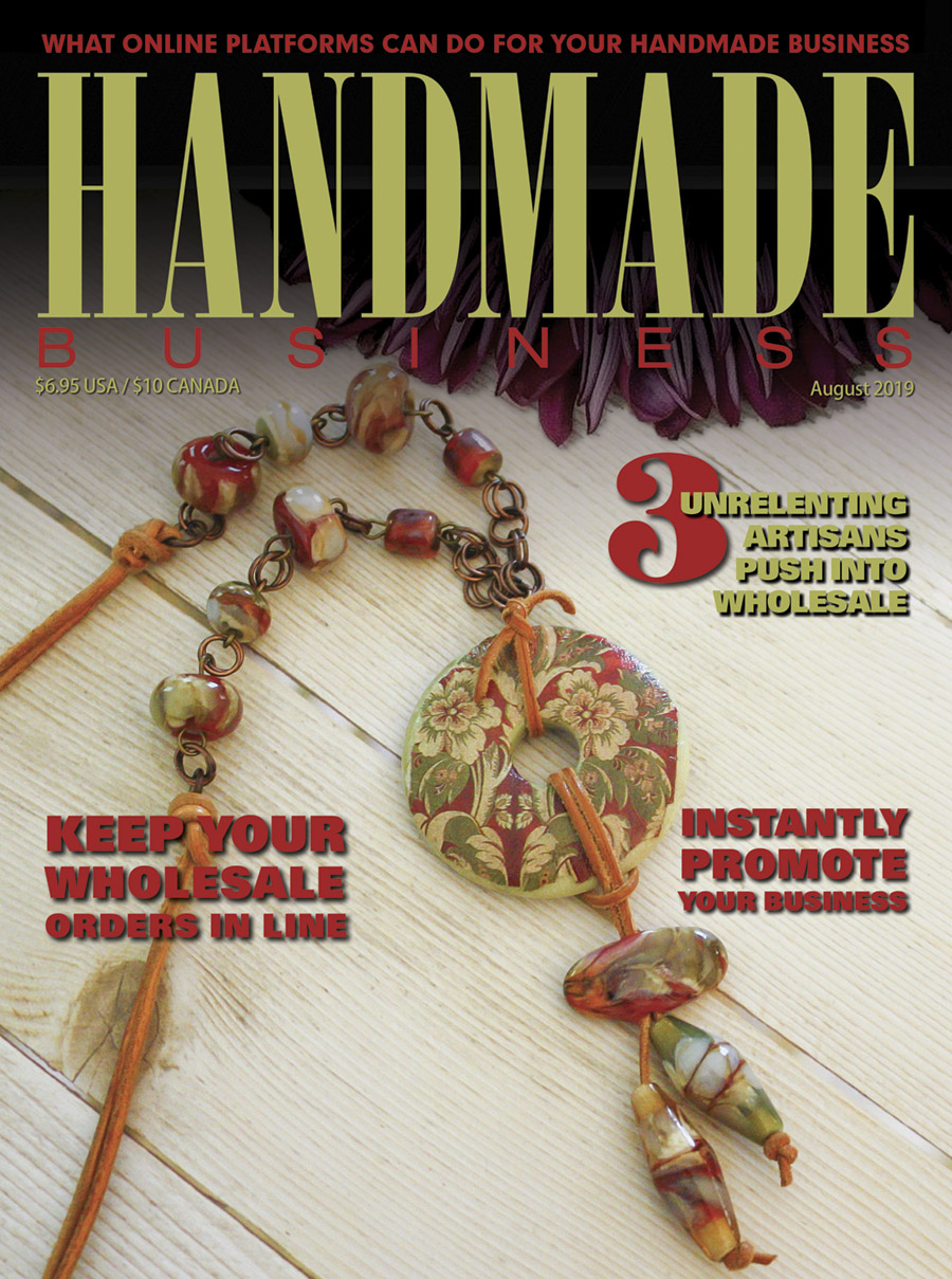 Handmade Business August 2019