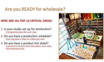 Selling Wholesale to Retailers: Free Video