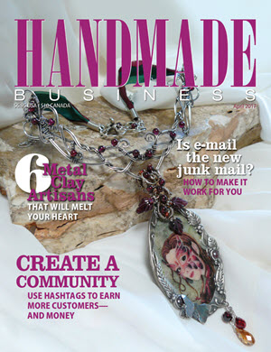 Handmade Business April 2017