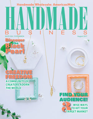 Handmade Business August 2017