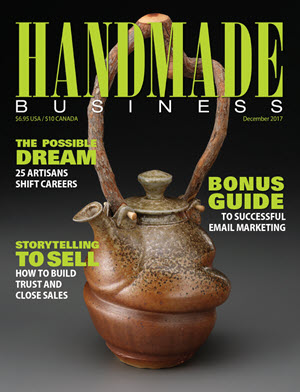Handmade Business December 2017