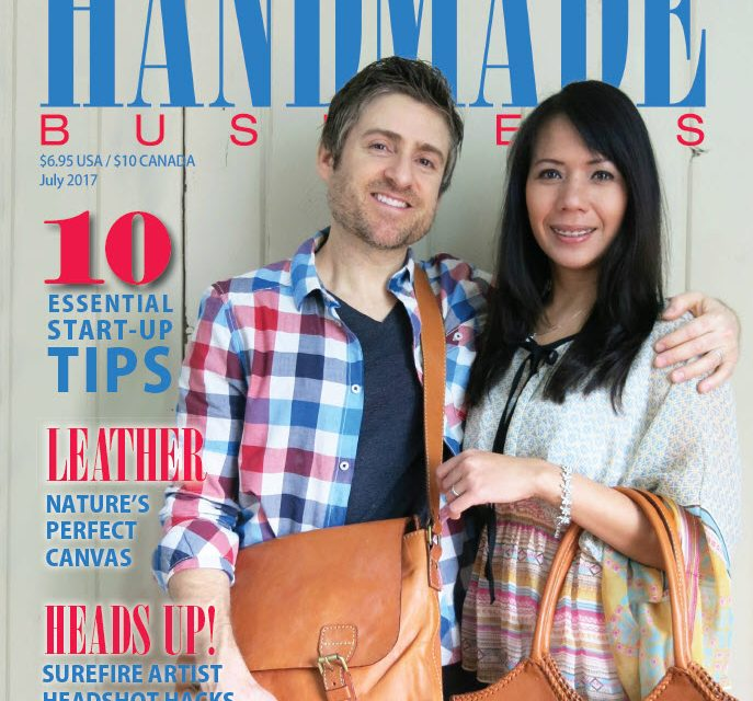 Handmade Business July 2017