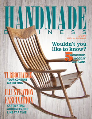 Handmade Business June 2017