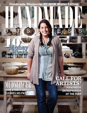Handmade Business March 2017