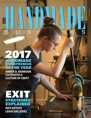 Handmade Business November 2017