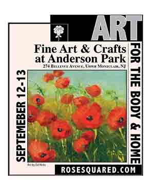 Fine Art and Crafts at Anderson Park