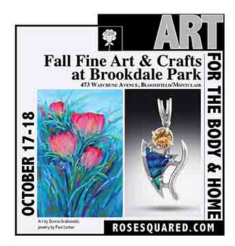 Fall Fine Art and Crafts at Brookdale Park