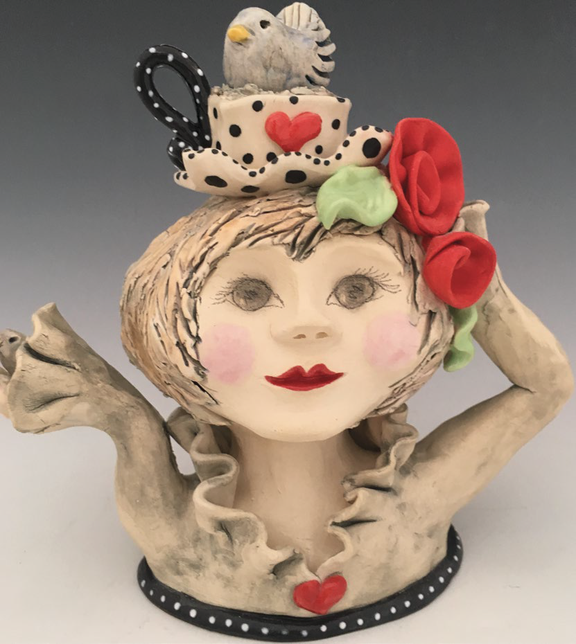 Planting a Collection: Cindy Teyro and Her Clay Creations