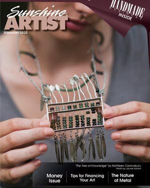Handmade Business / Sunshine ArtIst February 2020