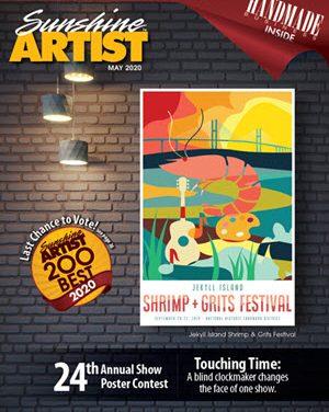 Handmade Business / Sunshine Artist may 2020
